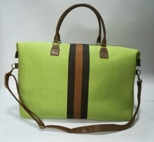 BL105BN - Bermuda Green Duffle Bag<br> Available in March