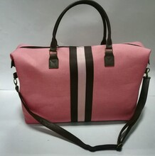 BL105BP - Bermuda Pink Duffle Bag<br> Available in March