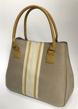 BL625BG - Buckhead Gold Tote<br> Available in March
