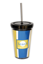 DW122 - <strong>b.e.a.c.h. Double Walled Tumbler</strong>