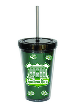 DW601 - <strong>Southern Born<br>Double Walled Tumbler</strong>