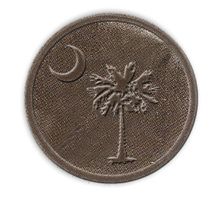 PA111 - Pewter-A-Peel Palm Tree, carded