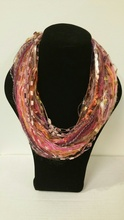 WW02PK - Whispers Wow Double Infinity - One of a kind - Pink tones